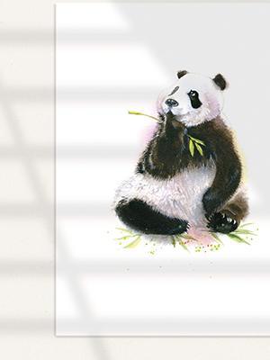 Panda Notecards