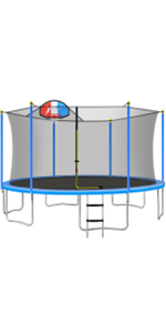 WISHWILL 14FT 15FT Trampoline