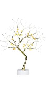 Fairy Light Spirit Tabletop Tree Light