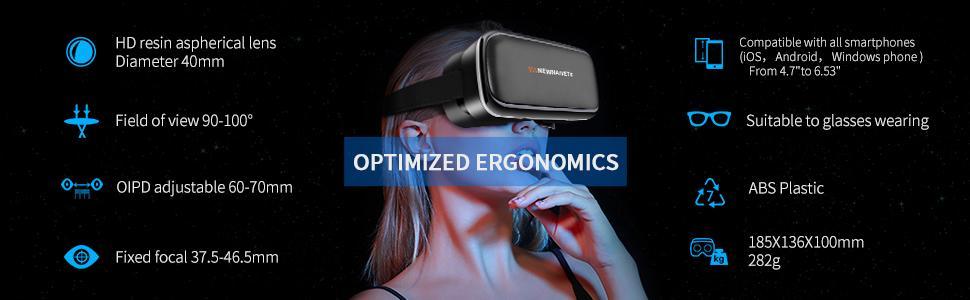 Newnaivete VR Headset!