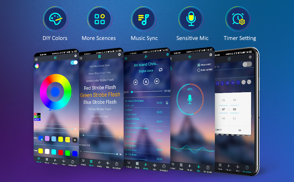 Bluetooth App Control
