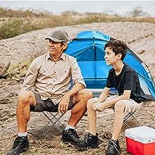 DEERFAMY Outdoor Camping Stool