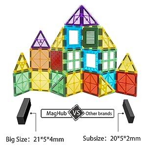 big size magnet