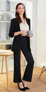 bootcut dress pants for women