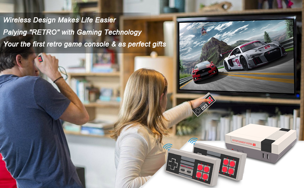 tv video game console
