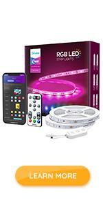 LED strip lights 50ft H6154