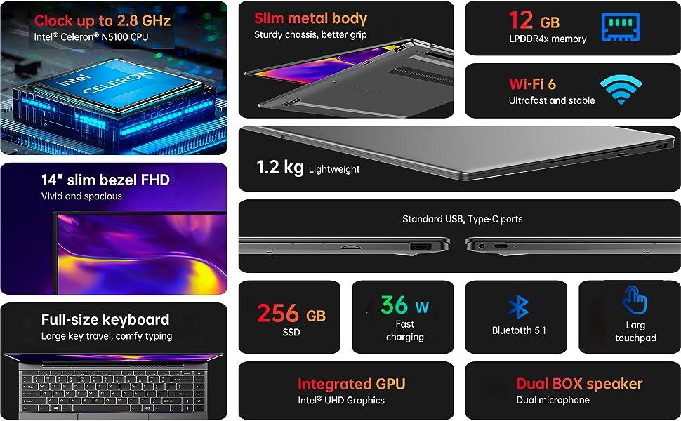 laptops windows 10
