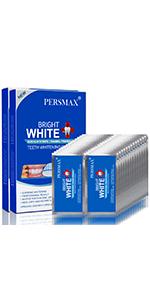 PERSMAX Teeth Whitening Strips 28 Treatments 56 Strips
