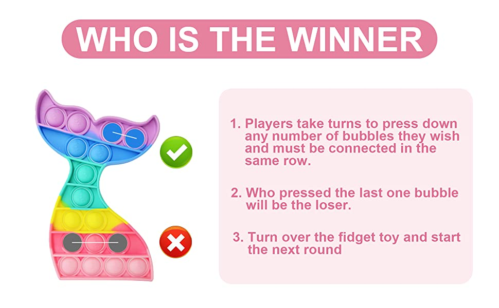 the game who is the winner, play with friends