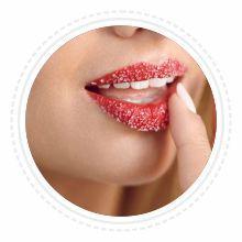 exfoliate exfoliating lip scrub balm gel