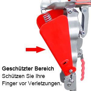 1 Stück Angelrutenhalter aus Edelstahl TeleskopAutomatische Einstellbare
