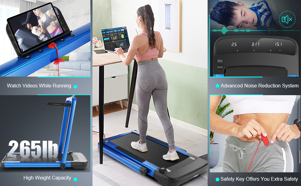 desk treadmill for home