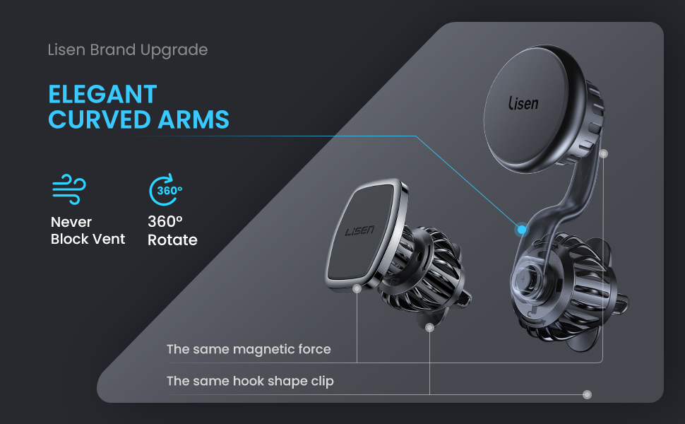 magnet phone holder for car cell  phone mount for car