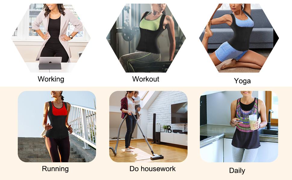 vest waist trainer for women