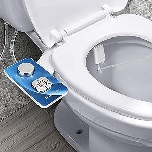 Toilet Seat Attachment