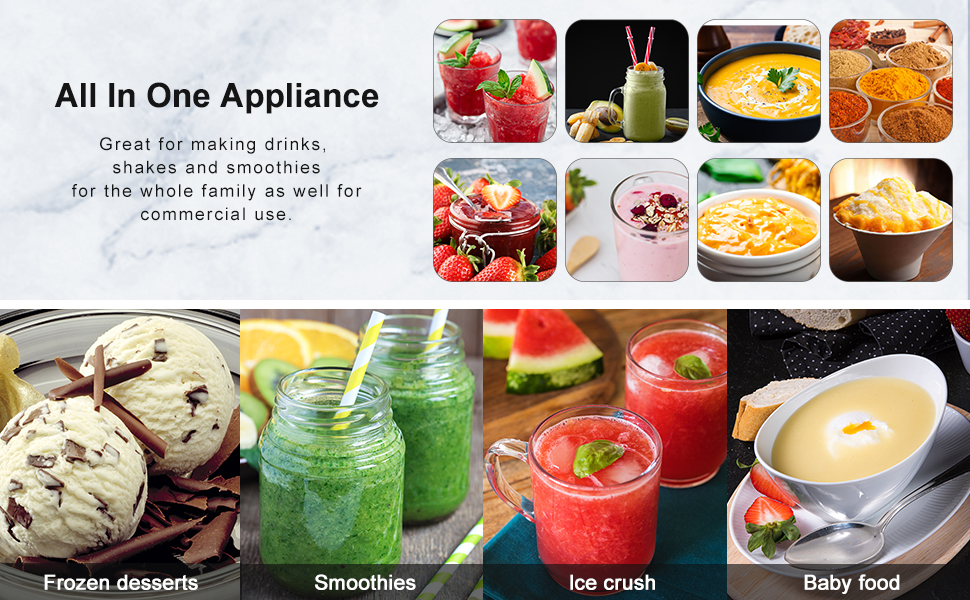 All In One Appliance