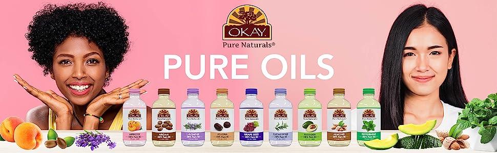 pure oils