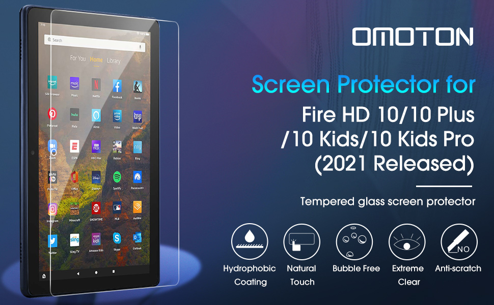 fire 10 screen protector
