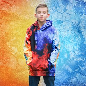 Kid pullover