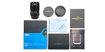 Mirrorless Camera Macro Lens