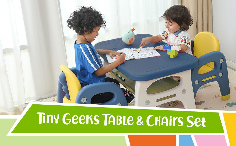Tiny Geeks Table amp; Chair Set