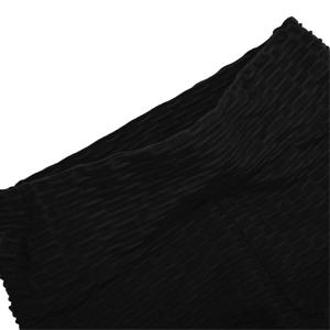 RIOJOY Women's TIK TOK Butt Lifting Booty Shorts Polyester Anti Cellulite High Waist Yoga Shorts