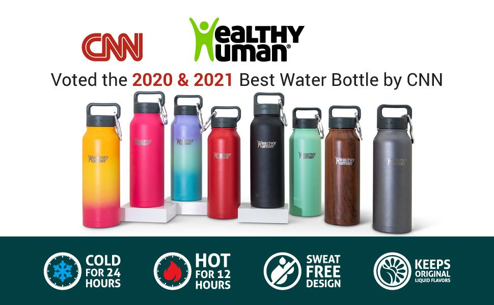 Healthy Human water bottles