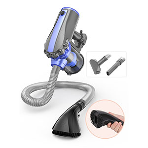 hand vacuum with hose