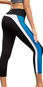 Womens High Waisted Workout Leggings