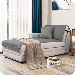 Sofa Chaise Slipcover