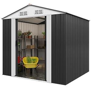 abri de jardin abri de jardin en bois abri de jardin en métal abri de jardin avec fondations porte
