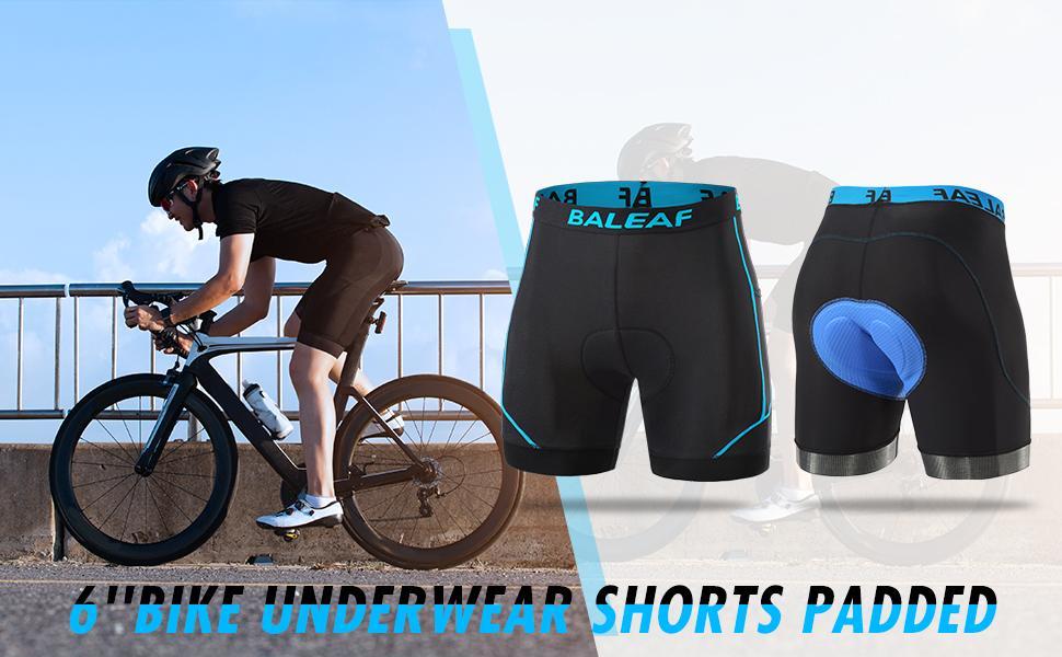 mens underwear shorts padded