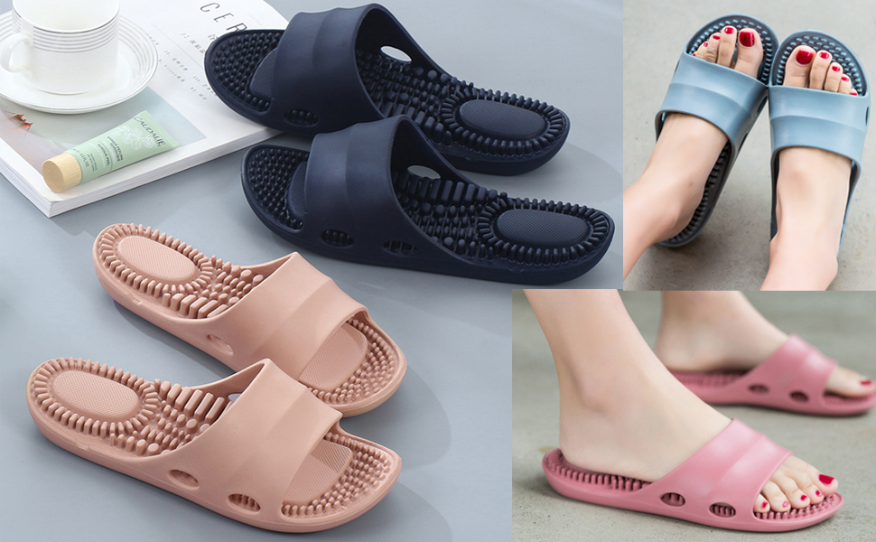health acupressure slippers