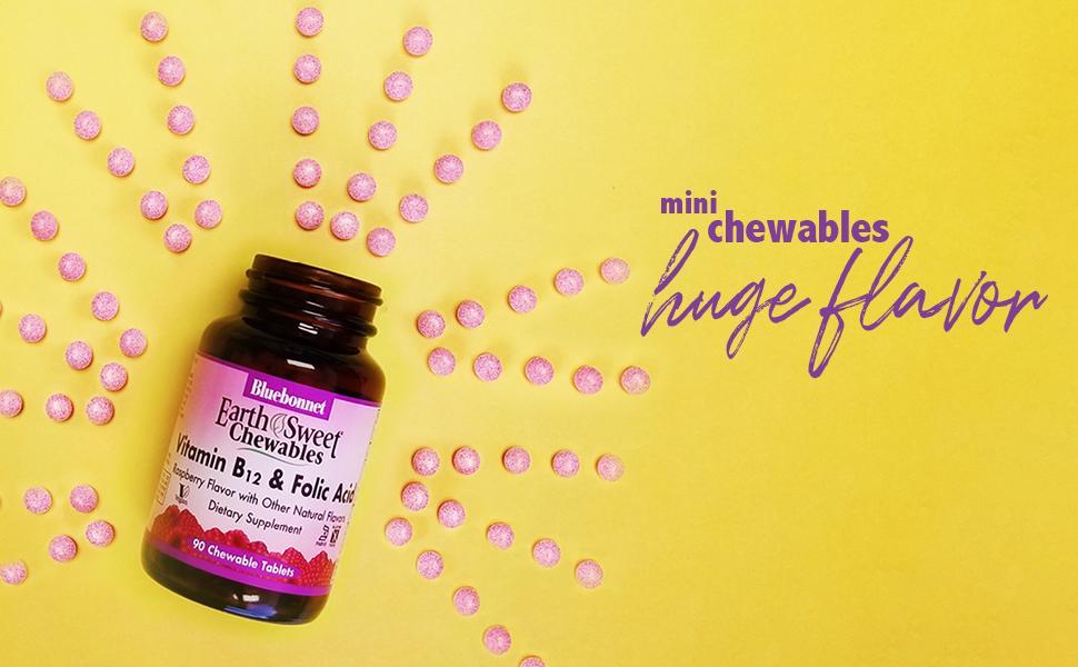 Mini chewables huge flavor