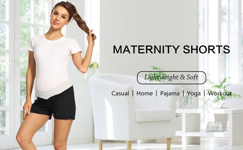 maternity shorts maternity lounge shorts