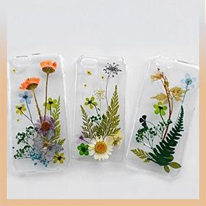 DIY handmade phone case