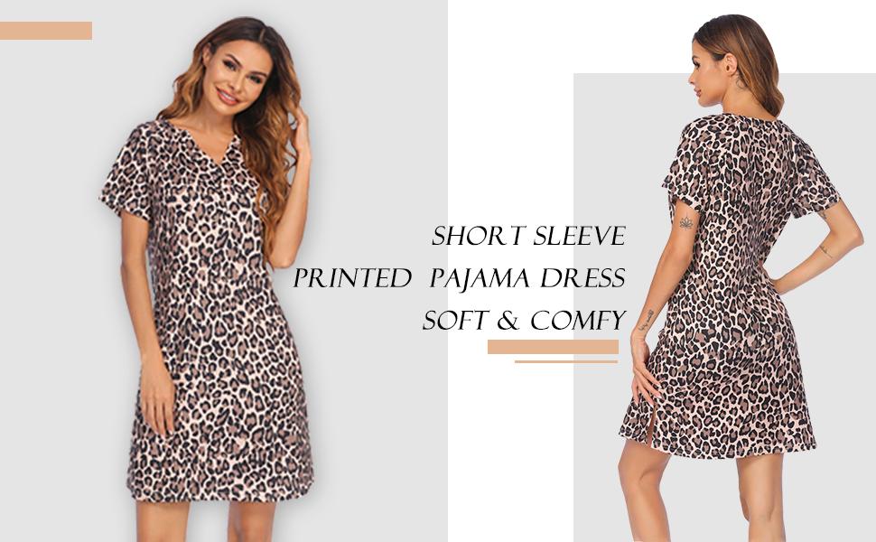 sleepwear plus size gown for women soft nightgown