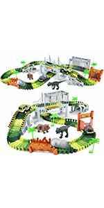 Dinosaur Tracks Toys