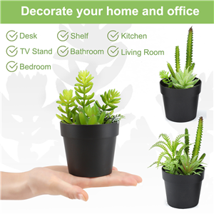 Small Fake Plants