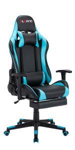 游戏椅蓝色