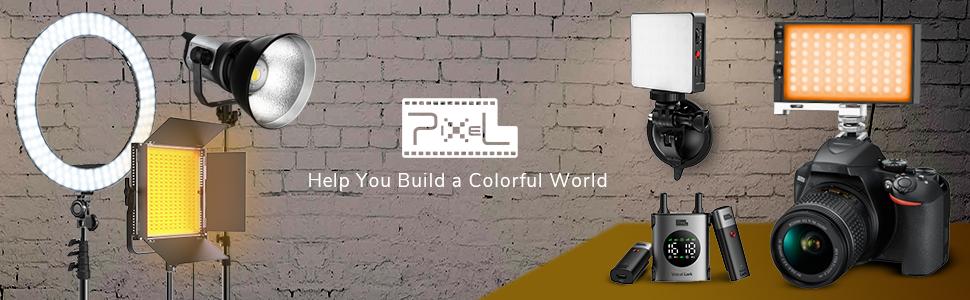 pixel brand