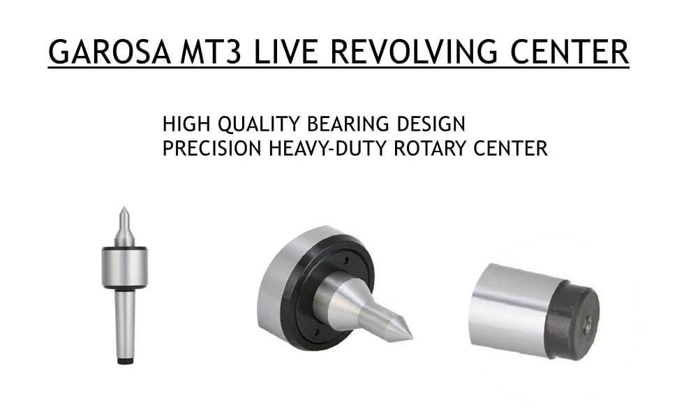 MT3 60° Live Revolving Center