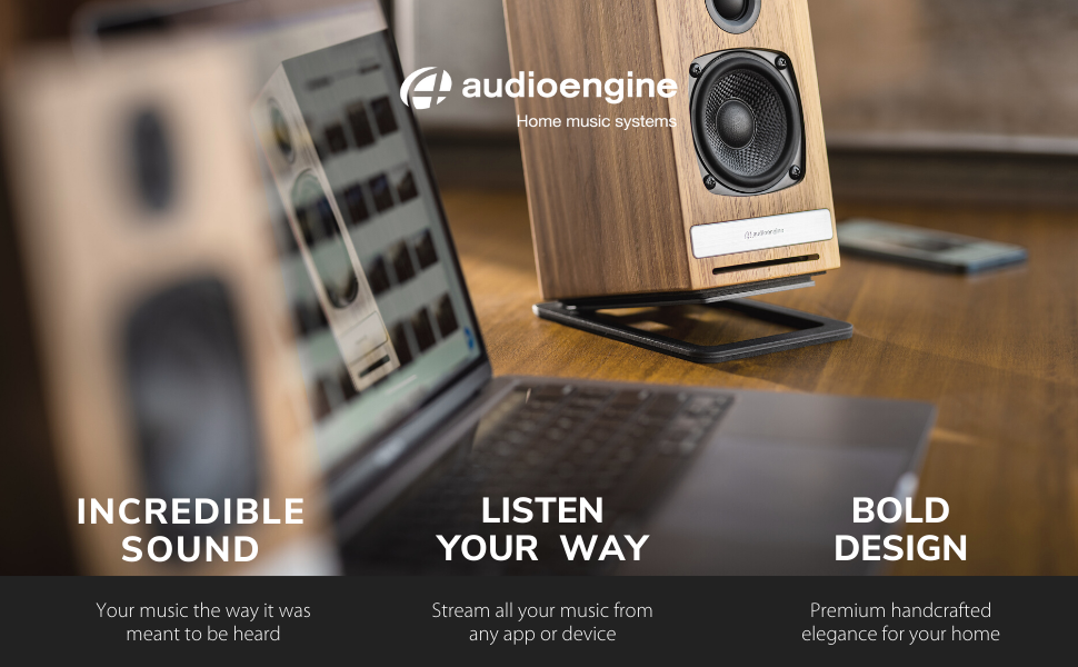 Why Audioengine