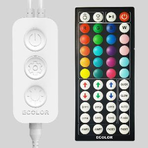 intelligent remote and control box
