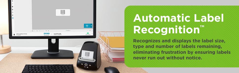 Automatic Label Recognition