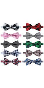 Koolmox pet bow ties