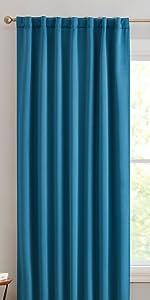 Hamilton Collection Teal Blue