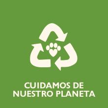 CUIDAMOS DE NUESTRCUIDAMOS DE NUESTRO PLANETAO PLANETA