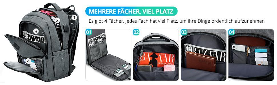 rucksack wasserdicht herren 40l
