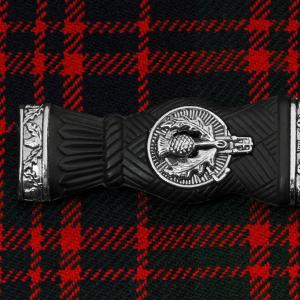 Small Scottish Sgian Dubh Handle